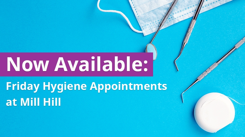 mill hill appointments